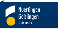 logo of Nurtingen Geislingen University