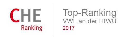 Top Ranking Für Den Studiengang VWL